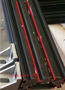 openbuilds hiwin linear rail
