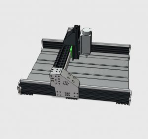 Sphinx c-beam cad design
